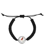 Cardinal 3D Necklace Cord Circle Bracelet thumbnail