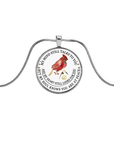 Cardinal 3D Necklace