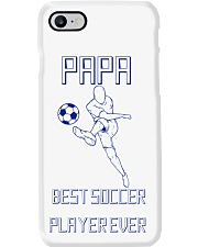 PAPA: Best Soccer Player Ever Father's Day  Phone Case thumbnail