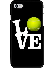 Tennis shirt - Limited Edition Phone Case tile