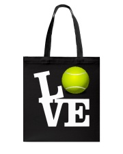 Tennis shirt - Limited Edition Tote Bag tile
