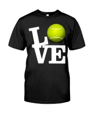 Tennis shirt - Limited Edition Classic T-Shirt front