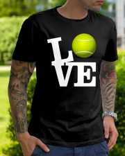 Tennis shirt - Limited Edition Classic T-Shirt lifestyle-mens-crewneck-front-7