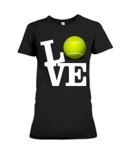 Tennis shirt - Limited Edition Premium Fit Ladies Tee thumbnail