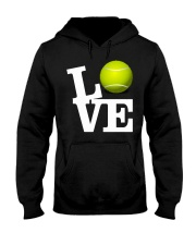 Tennis shirt - Limited Edition Hooded Sweatshirt tile
