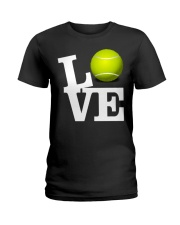 Tennis shirt - Limited Edition Ladies T-Shirt tile