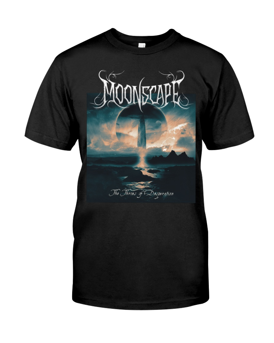 The Throes of Desperation T-SHIRTS Classic T-Shirt