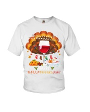 Hallothanksmas Youth T-Shirt thumbnail