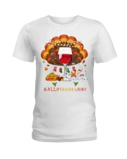 Hallothanksmas Ladies T-Shirt thumbnail