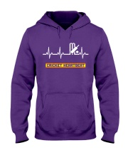 CRICKET HEARTBEAT Hooded Sweatshirt thumbnail
