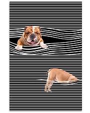 Bulldog Striped New 11x17 Poster front