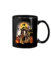German Shepherd Halloween Mug thumbnail