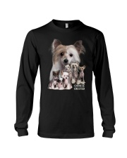 Chinese Crested Awesome Family 0701 Long Sleeve Tee thumbnail