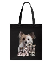 Chinese Crested Awesome Family 0701 Tote Bag thumbnail