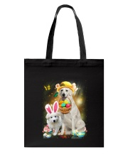 Kuvasz Happy Easter Day 2601  Tote Bag thumbnail