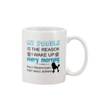 Poodle reason Mug front