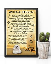Maltese Waiting Poster 2301 11x17 Poster lifestyle-poster-8