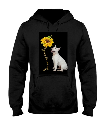 Bull Terrier Sunflower You Are 0501