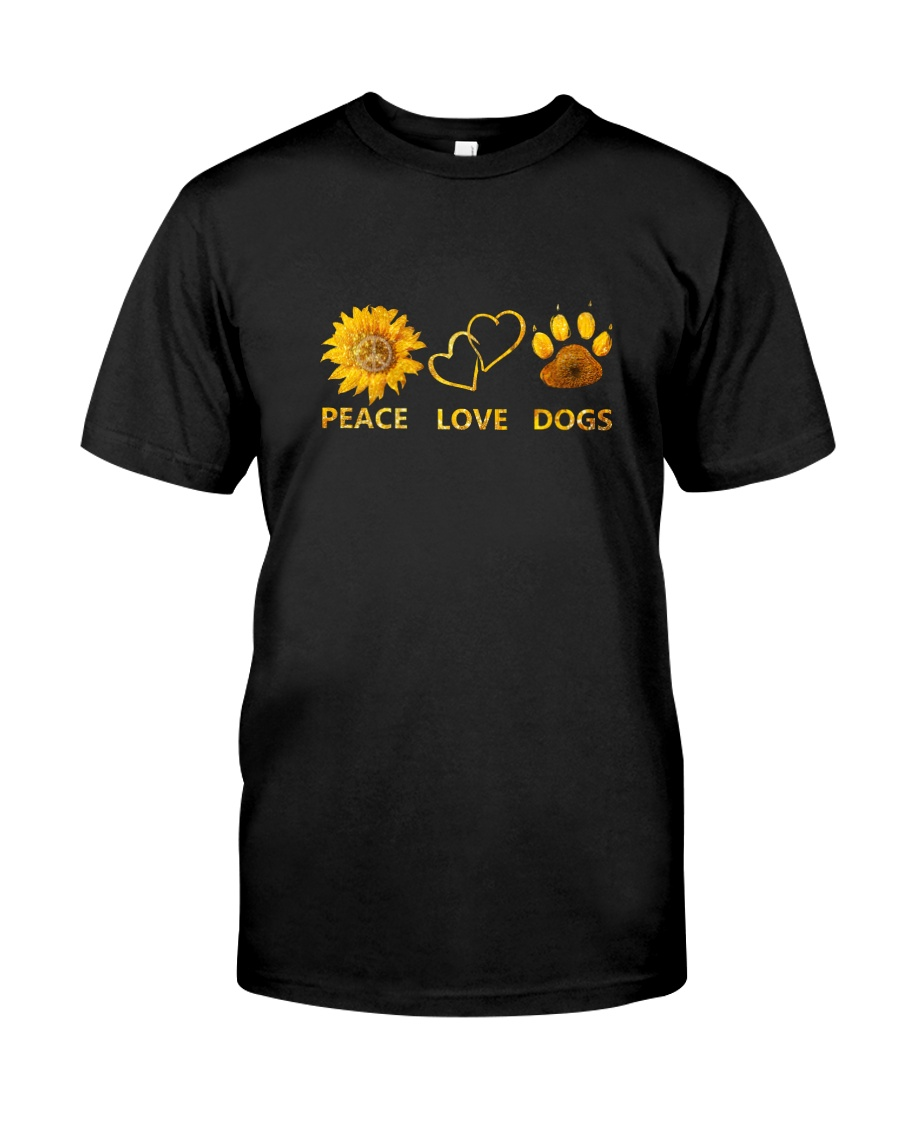 Love Dog 0808 Classic T-Shirt