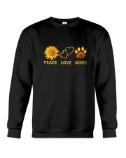 Love Dog 0808 Crewneck Sweatshirt thumbnail