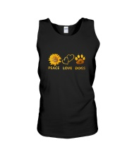 Love Dog 0808 Unisex Tank thumbnail