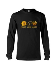 Love Dog 0808 Long Sleeve Tee thumbnail