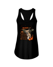Mommy - you are dearer than bats Ladies Flowy Tank thumbnail