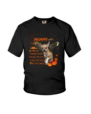 Mommy - you are dearer than bats Youth T-Shirt thumbnail