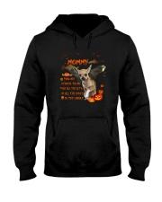 Mommy - you are dearer than bats Hooded Sweatshirt thumbnail