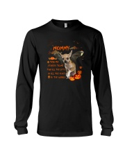 Mommy - you are dearer than bats Long Sleeve Tee front
