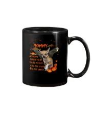 Mommy - you are dearer than bats Mug thumbnail