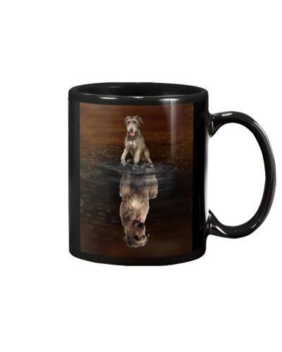 Irish Wolfhound Always Believe