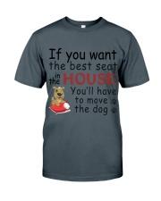 House Dog  Classic T-Shirt thumbnail