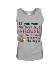 House Dog  Unisex Tank thumbnail
