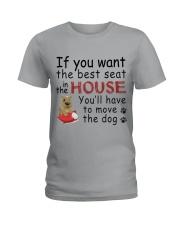 House Dog  Ladies T-Shirt thumbnail