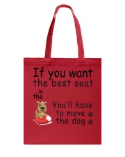 House Dog  Tote Bag thumbnail