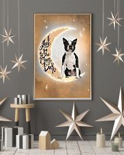 Boston Terrier I Love You Poster 2612  11x17 Poster lifestyle-holiday-poster-1