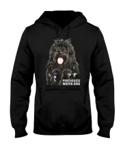 Portuguese Water Dog Awesome Family 0701 Hooded Sweatshirt thumbnail