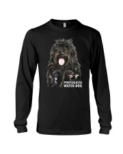 Portuguese Water Dog Awesome Family 0701 Long Sleeve Tee thumbnail