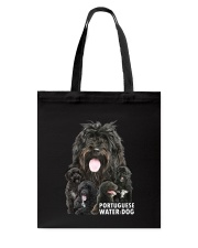 Portuguese Water Dog Awesome Family 0701 Tote Bag thumbnail