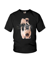 GAEA - Pug Dream New - 0908 - 8 Youth T-Shirt thumbnail