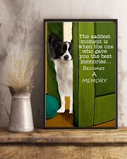 Papillon Memory 11x17 Poster lifestyle-poster-3