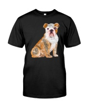 Bulldog Bling - 0703 Classic T-Shirt tile