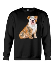 Bulldog Bling - 0703 Crewneck Sweatshirt thumbnail