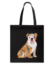 Bulldog Bling - 0703 Tote Bag thumbnail