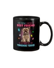 Yorkie best friend 2507 Mug thumbnail