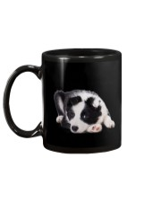 Border collie error 1606L Mug back