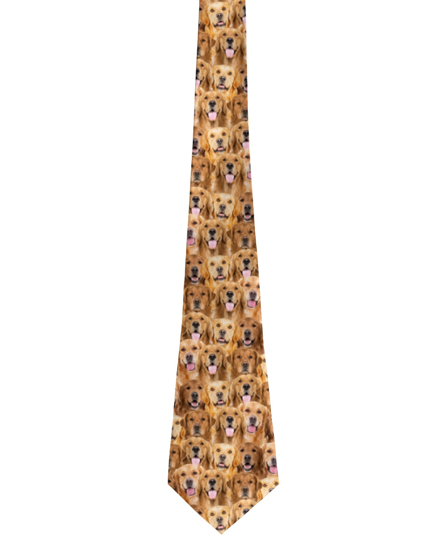 Golden Retriever Amazing Tie 1712 Tie