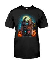 Newfoundland Halloween  Classic T-Shirt front