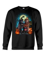 Newfoundland Halloween  Crewneck Sweatshirt thumbnail